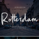 Rotterdam + Oblique Version - GraphicRiver Item for Sale