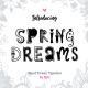 Spring Dreams Typeface - GraphicRiver Item for Sale