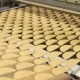Forming Dough for Biscuits at the Factory - VideoHive Item for Sale