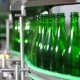Clean Bottles Move Along the Conveyor - VideoHive Item for Sale