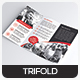 Trifold Brochure Template - GraphicRiver Item for Sale
