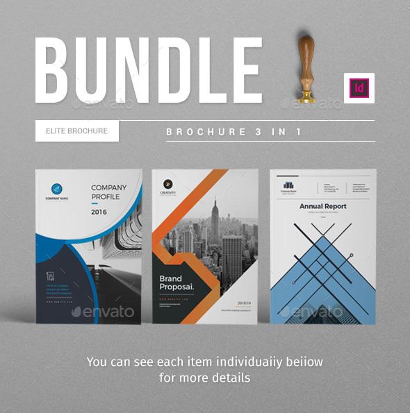 Bundle - Corporate Brochures