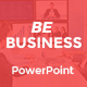 Be Business PowerPoint - GraphicRiver Item for Sale
