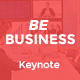Be Business Keynote - GraphicRiver Item for Sale