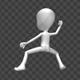 Karate Kid Stickman - 02 - VideoHive Item for Sale