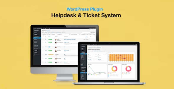 Catchers Helpdesk and Ticket System Plugin For Support - CodeCanyon Item for Sale