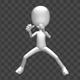 Karate Kid Stickman - 10 - VideoHive Item for Sale