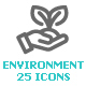Environment Mini Icon - GraphicRiver Item for Sale