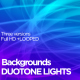 Duotone Abstract Lights Backgrounds - VideoHive Item for Sale