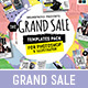 Grand Sale Templates Bundle