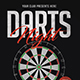 Darts Night Flyer - GraphicRiver Item for Sale