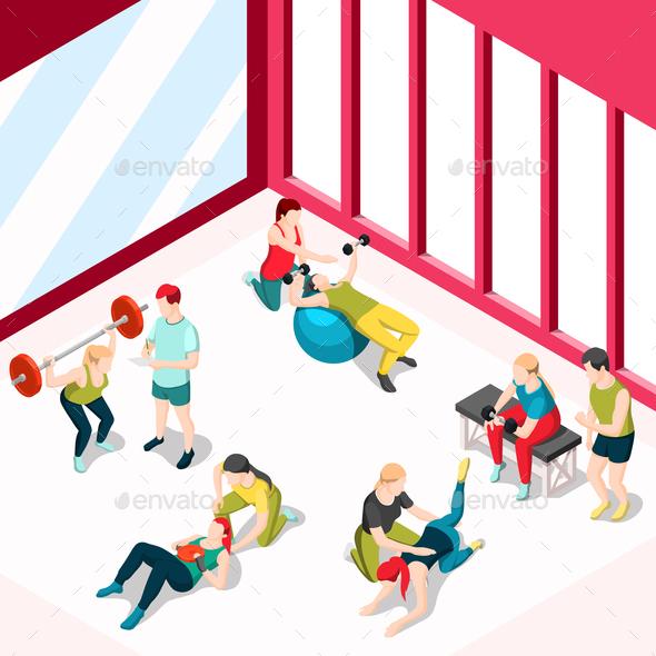 Personal Sport Trainer Design Concept - Sports/Activity Conceptual