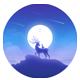 Moon-dash