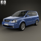 Kia Carens (RS) 2002