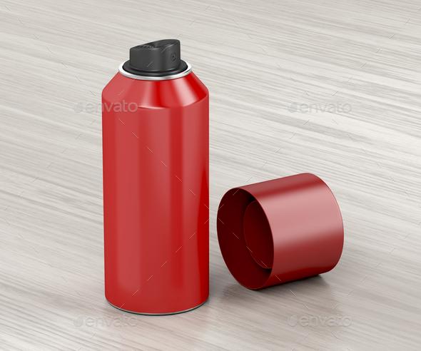 Body spray - Stock Photo - Images