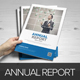 Annual Report Brochure design 6 - GraphicRiver Item for Sale