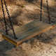 Old Wooden Empty Swing - VideoHive Item for Sale