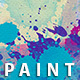 12 Colorful Paint Backgrounds Vol.1 - GraphicRiver Item for Sale