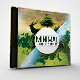 Minimal Jungle Sounds CD/DVD Template - GraphicRiver Item for Sale