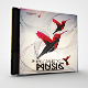 Minimalistic Music CD/DVD Template