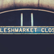 Fleshmarket Close Sign - PhotoDune Item for Sale