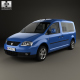Volkswagen Caddy Maxi 2004