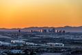 Phoenix Arizona City Overlook at sunset - PhotoDune Item for Sale