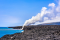 Rising volcanic steam - PhotoDune Item for Sale