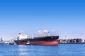Oil Tanker and tug boats - PhotoDune Item for Sale