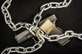 Chained up handgun - PhotoDune Item for Sale