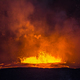 Boiling lava in Kilauea Volcano - PhotoDune Item for Sale