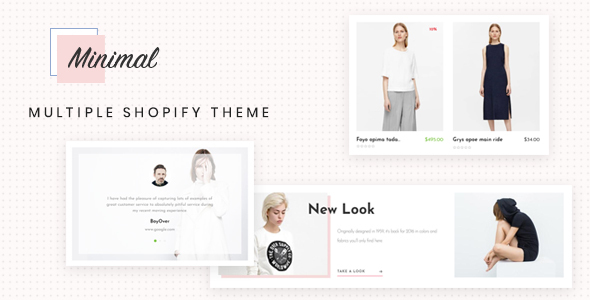 Ap Minimal Shopify Theme - Fashion Shopify