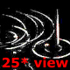 Rain Photoreal 25 Degree Camera Angle - VideoHive Item for Sale