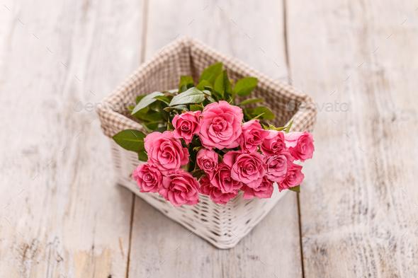 Flower arrangement - Stock Photo - Images