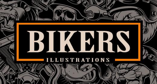 Biker shirt designs