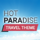 Hot Paradise - Responsive Travel Theme - ThemeForest Item for Sale