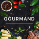Gourmand - A Theme for Restaurants, Bistros and Chefs - ThemeForest Item for Sale