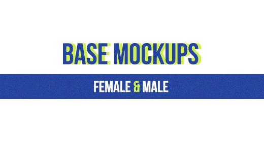 Base Mockups