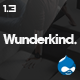 Wunderkind - One Page Parallax Drupal 7 Theme - ThemeForest Item for Sale