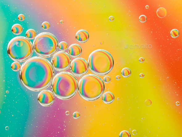 interesting colorful abstract background - Stock Photo - Images