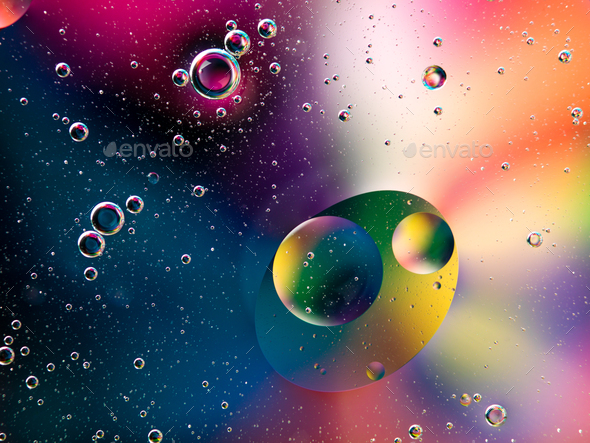 abstract background with vivid colors - Stock Photo - Images