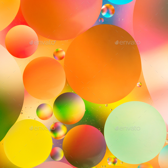 abstract colorful macro background - Stock Photo - Images