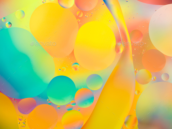abstract background with vibrant colors - Stock Photo - Images