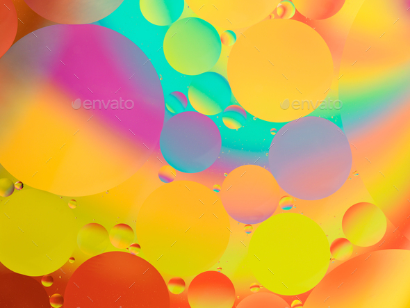 beautiful colorful background - Stock Photo - Images
