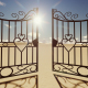 Gates To Heaven - Desert - VideoHive Item for Sale