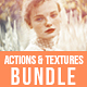 Oniric Actions and Textures Bundle
