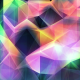 Crystal Color Low Poly Triangles - VideoHive Item for Sale