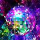 Colors Disco Ball - VideoHive Item for Sale