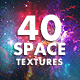 40 Space Galaxy Textures - GraphicRiver Item for Sale
