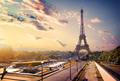 Trocadero and Eiffel Tower - PhotoDune Item for Sale